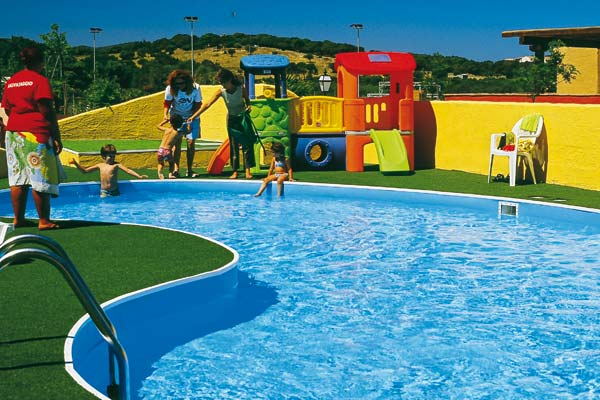 Villaggio Santa Clara  Villaggio e Resort per bambini vicino a Palau Sardegna