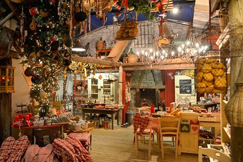 Villaggio di Natale Flover il pi grande mercatino di Natale al coperto in Italia