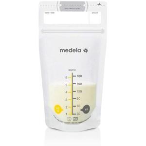 Medela Sacche Latte 25pz