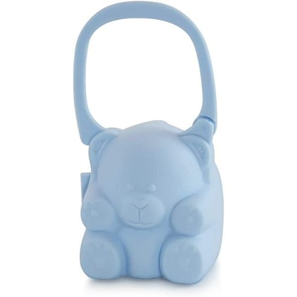 Miniland Portasucchietto Orso Blu