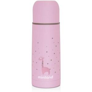 Miniland Silky Thermos Rosa 350ml