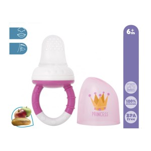 Kiokids Rete Alimentare Silicone Princess