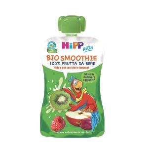 Hipp Bio Smoothies Mela Uva con Kiwi e Lamponi 120ml