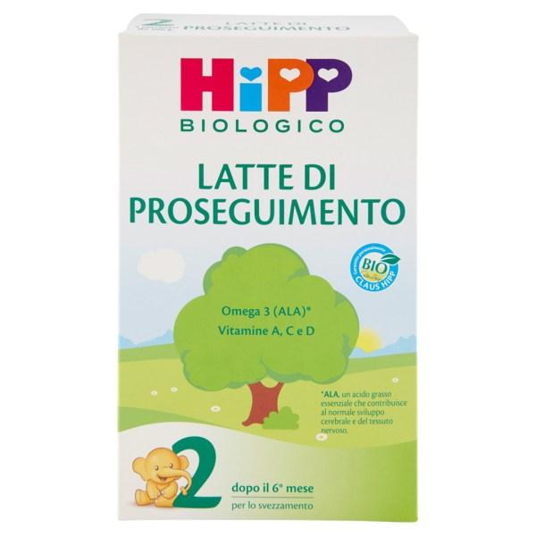 Hipp Latte in Polvere 2 600g