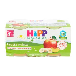 Hipp Omogenizzato Bio Frutta Mista 2x80g