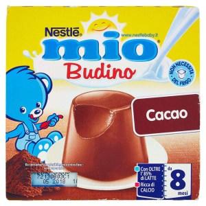 Mio Budino al Cacao 4x100g