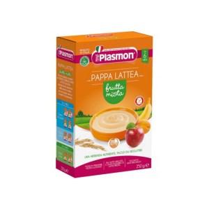 Plasmon Pappa Lattea Frutta Mista 250g