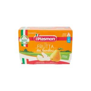 Plasmon La Frutta Dei Bambini Pera4x100g