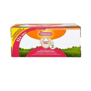 Plasmon Latte Nutri Mune 2 12x500