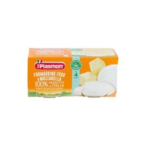 Plasmon Omo formaggino fuso e mozzarella