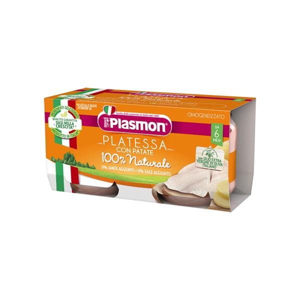Plasmon Omogenizzato Platessa