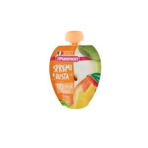 Plasmon Spremi e Gusta 100% Mela e Mango 100g