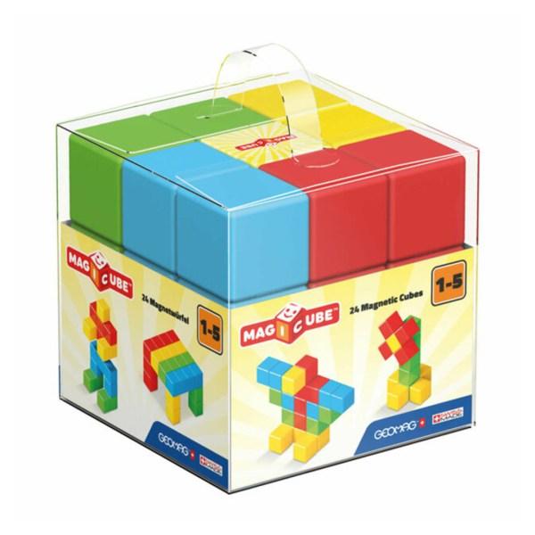 Geomag Magicube Preschool 24