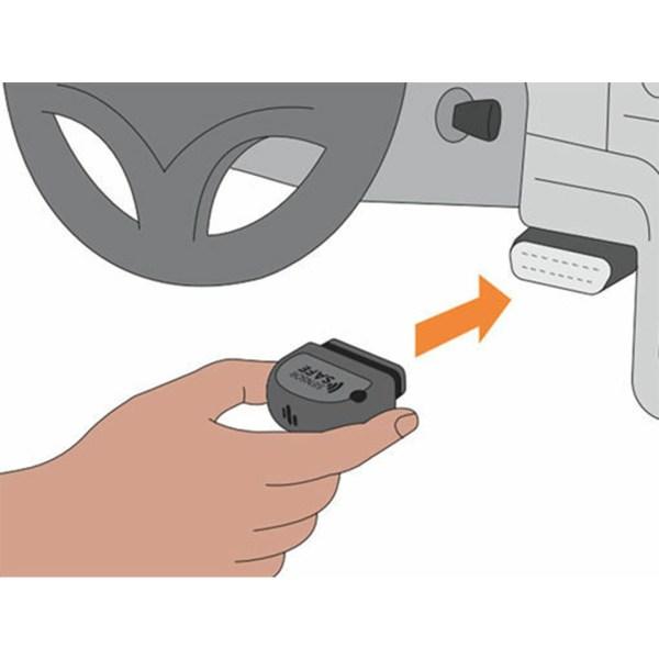 Cybex Platinum Sensor Safe Dongle Car