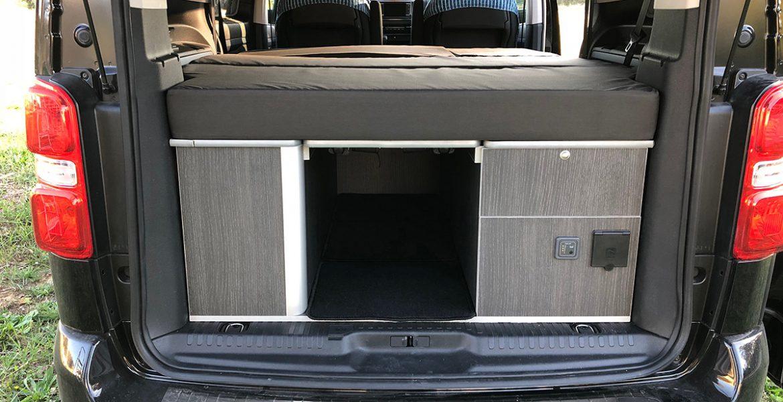 Peugeot Expert Traveller Camper  Bimbos Van