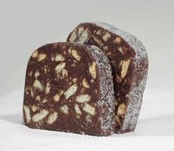 Salame al cioccolato Bimby