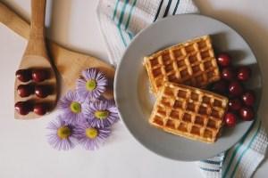 Waffle integrali Bimby
