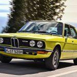 BMW 5 Series E12