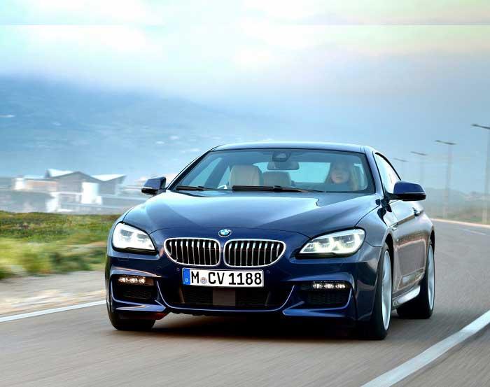 BMW 6 Series F06