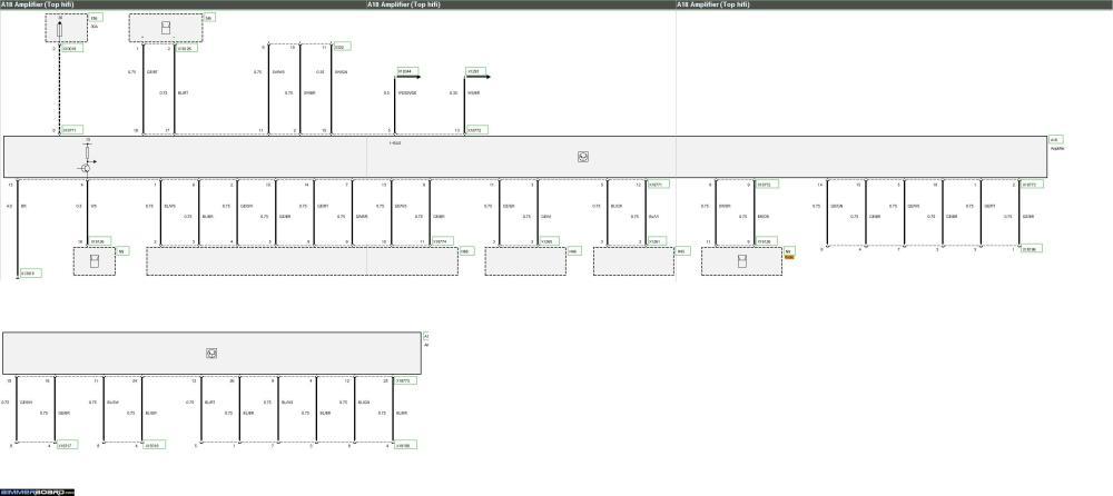 medium resolution of bmw x5 e53 dsp wiring wiring diagram detailed bmw f650 wiring diagram bmw x5 e53 dsp