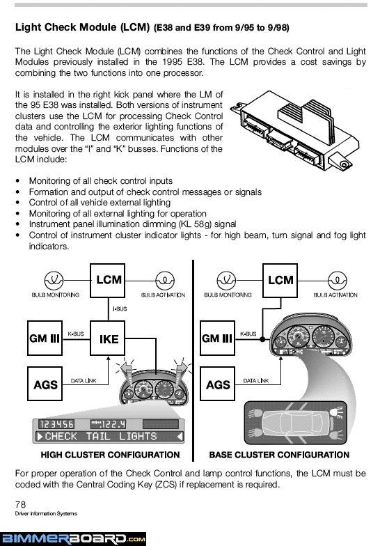 trailer light module fault 2003 trailblazer fuse box diagram help right side tail not working