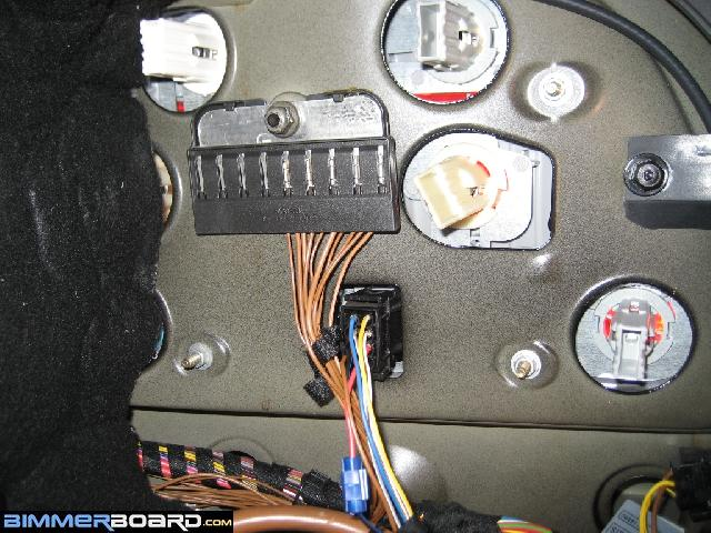 trailer light module fault 97 honda accord engine diagram help right side tail not working to it and is secured the car with one hex nut if e39 has this same connector make sure that securing screwed on tight