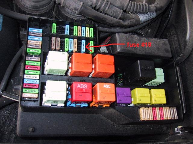 I Fuse Box Diagram ما هو مآنع الأنغلآق Abs ؟؟؟ هل أستطيع الأستغناء عنهُ