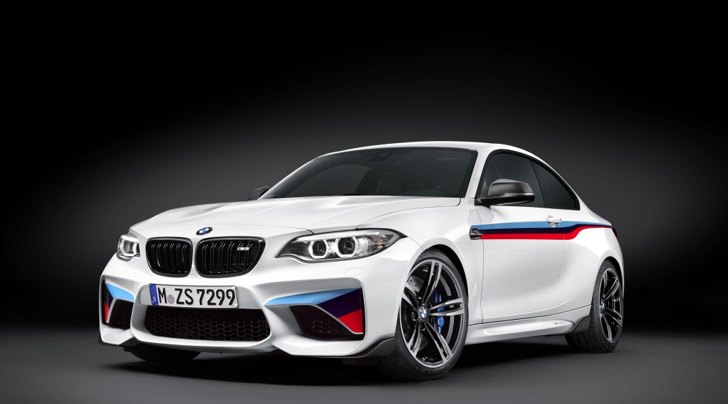 BMW M2 Performance Parts