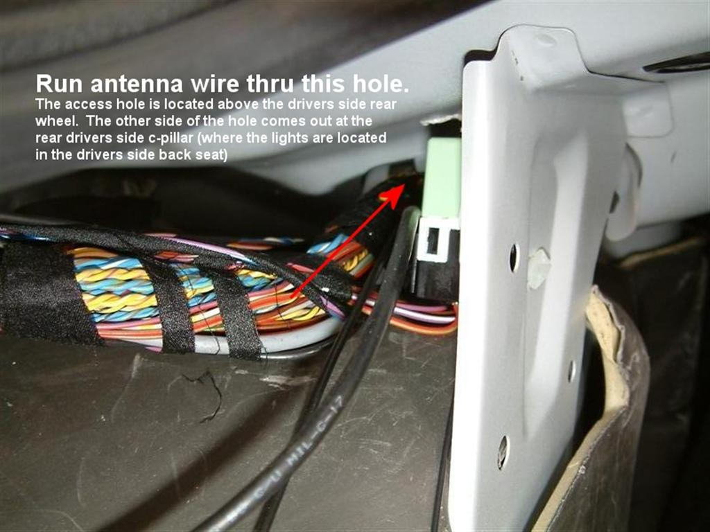 Amp Wiring Diagram E60 How To Install Bluetooth In The Bmw E38 7 Series