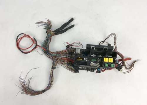small resolution of e34 fuse box