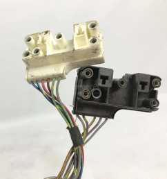 picture of bmw master power windows switch wiring harness connector e34 e32 for sale [ 1599 x 1450 Pixel ]
