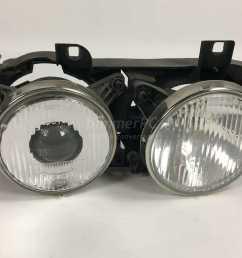 bmw e34 headlight wiring [ 1600 x 1039 Pixel ]