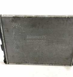 picture of bmw 17119071519 engine cooling radiator e46 for sale [ 1599 x 1111 Pixel ]
