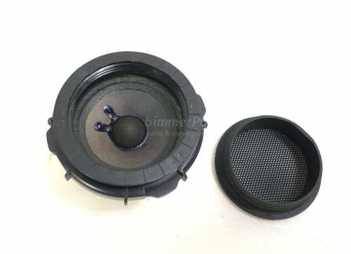 small resolution of picture of bmw 65138368245 black harman kardon 2 mid range rear door loud speaker e46