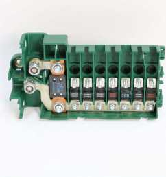 details about bmw e38 e39 rear trunk power distribution fuse box holder 740i 528 1995 2003 oem [ 1599 x 1066 Pixel ]