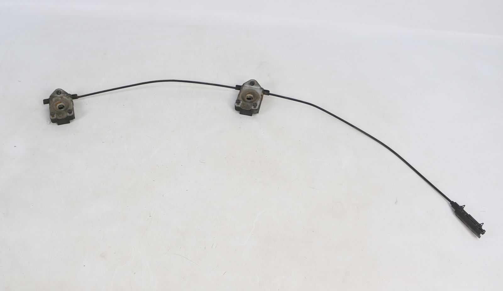 BMW E46 Front Hood Latches Bonnet Catches Release Cable