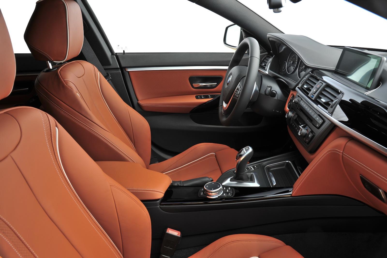 Interior 1995 Wagon Accord Leather
