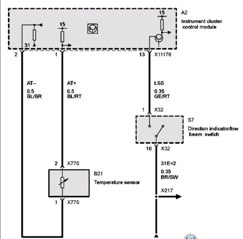 bmw e39 fuse box removal