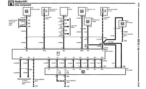 small resolution of e60 radio wiring wiring diagram for you aftermarket radio wiring e60 radio wiring