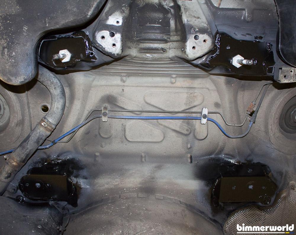 bimmerworld e46 rear subframe