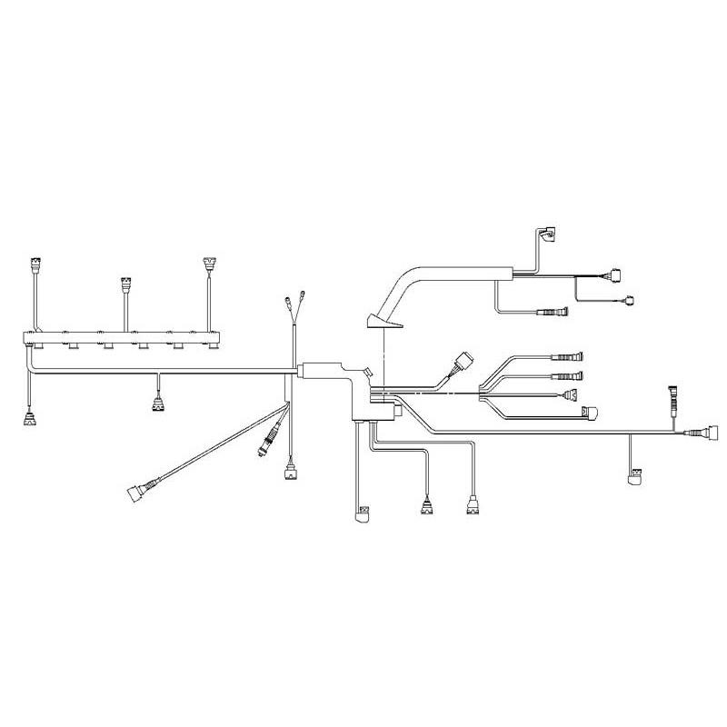 E90 BMW Engine Wiring Harnes Diagram. BMW. Wiring Diagrams