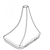 E46 Genuine Leather Shift Boot