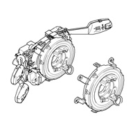 Genuine BMW Electrical System Switch Unit Steering Column