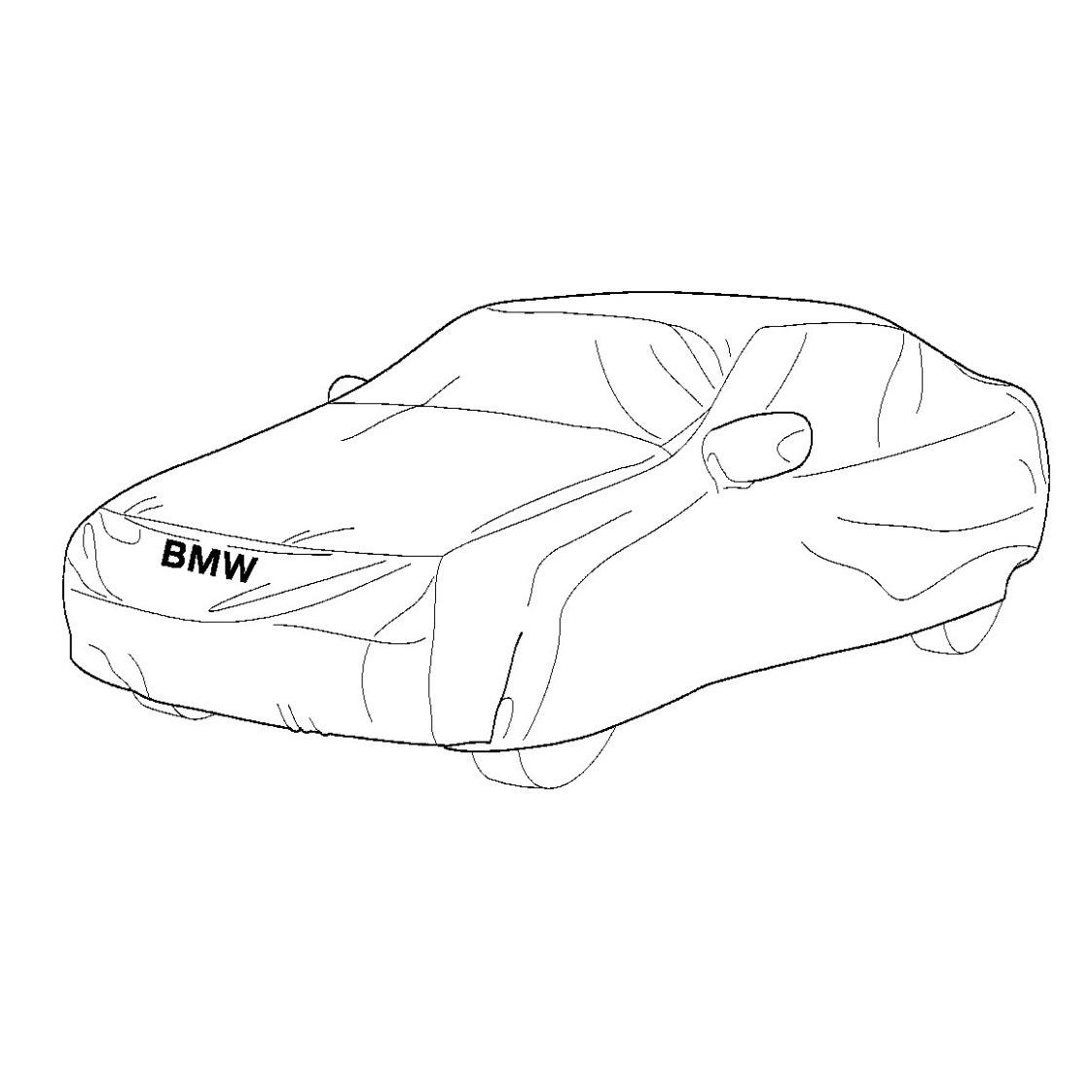 Genuine Bmw Car Cover