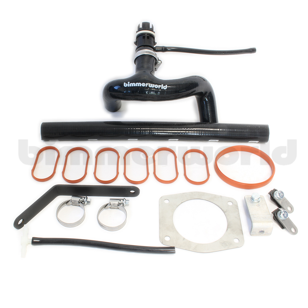 medium resolution of  from an m50 intake manifold custom silicone hoses and comprehensive parts and instructions to adapt the better flowing m50 plenum to your obdii engine