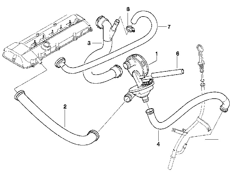 Bmw M52tu Engine Diagram