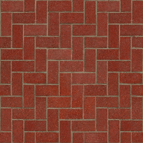 clay pavers for rigid