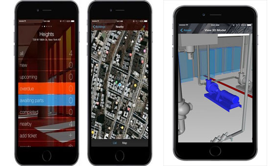 Building Ops app