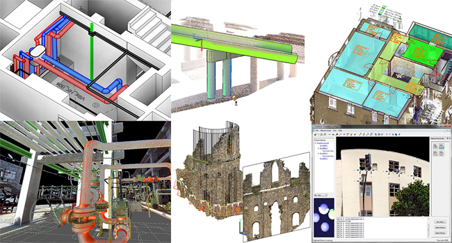 FARO Launches PointSense 17.5 for Revit and Cad users