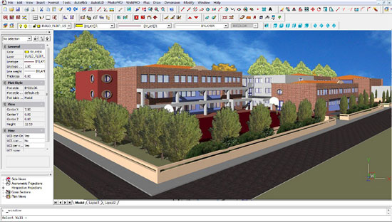progeCAD introduced progeCAD Architecture 2014, the most updated version of its cad software